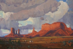Monument Valley 18x30