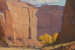 Canyon Dwellers 24x30