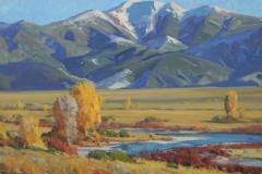 Montana Autumn 12x16