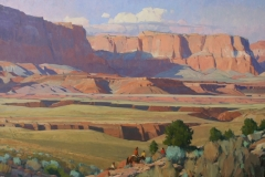 Riders of the Kaibab 41x53