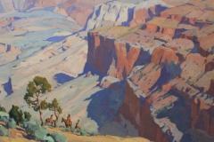Canyon Rim 24x30