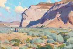 Cliffs at San Rafael 12x16