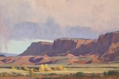 Desert Rain 12x16