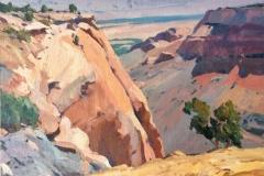Slick Rock Canyon 12x16